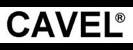 Продукция Cavel
