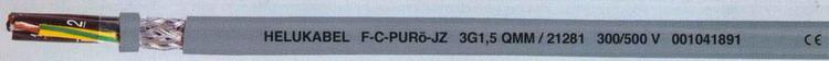 Гибкие кабели управления HELUKABEL F-C-PURO-JZ