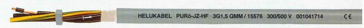 Гибкие кабели управления HELUKABEL PURO-JZ-HF